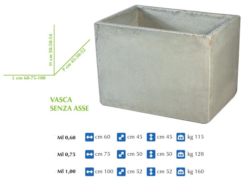 Lavatoi - IDEAL GIARDINO SNC Produzione Fontane da Giardino
