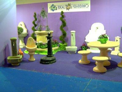 Ideal giardino snc produzione fontane da giardino